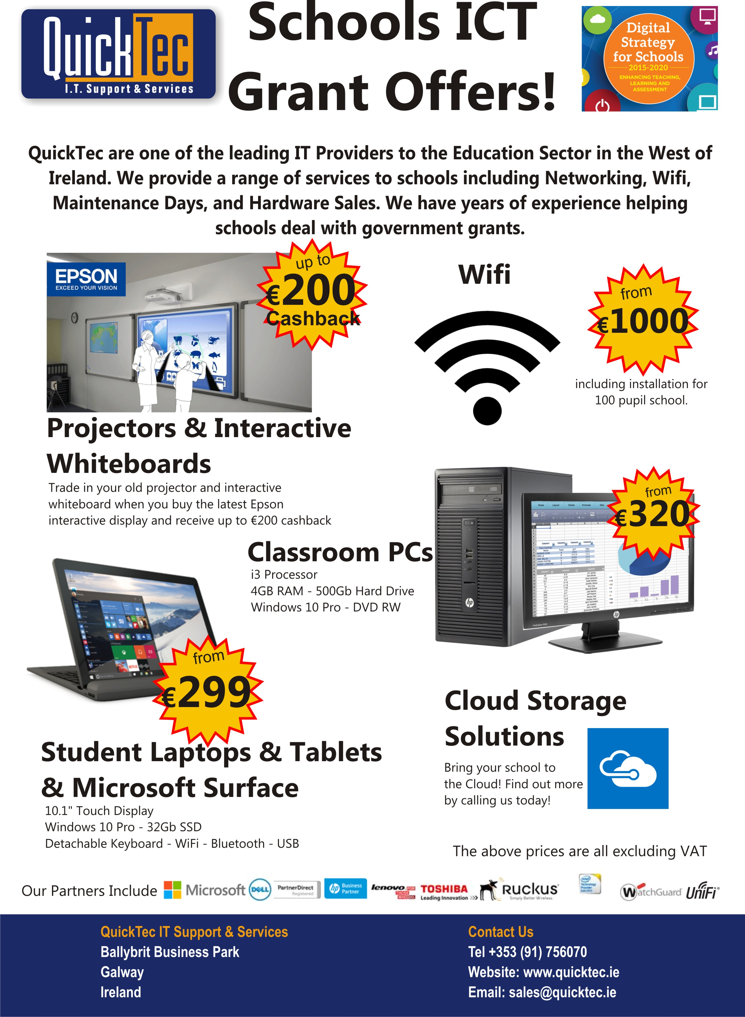 Quicktec- Reliable IT Services and Support